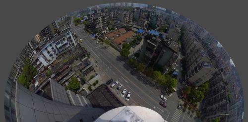Safe City Surveillance Project in Wuhan图片